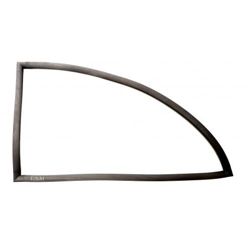 Rear Side Window Rubber R/H (2-Door) Top Quality