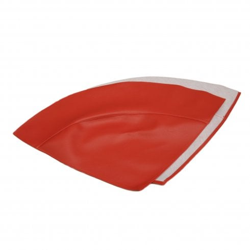 Rear Wheel Arch Covers-Saloon/Convertible (RED)