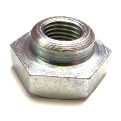 Recessed Nut (Holds Gearbox Mounting Rubber)
