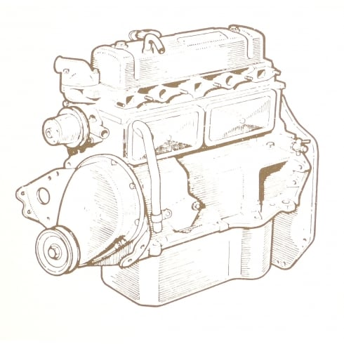 Reconditioned 1098cc Engine - Refer Direct To Ivor Searle