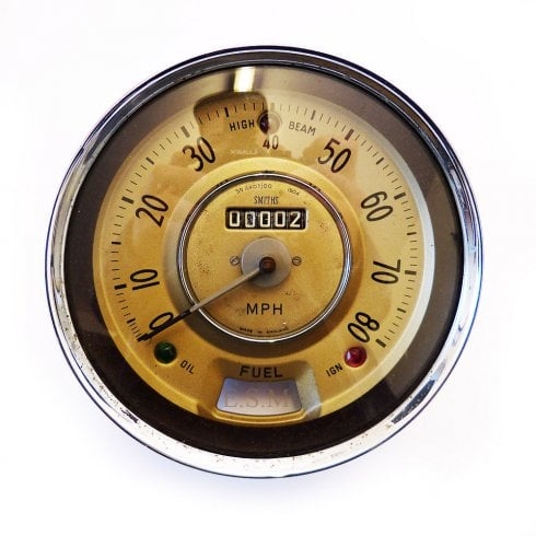 Reconditioned Speedometer (Exchange) SN4407/00 * SURCHARGE APPLIES *