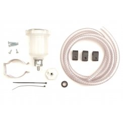 Remote Brake Fluid Reservoir/Tank Kit (For Disc Brakes)