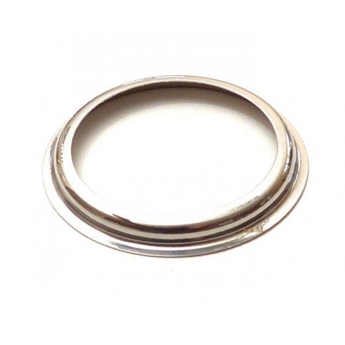 Retaining Ring/Bezel-Holds Lens - Stainless Steel