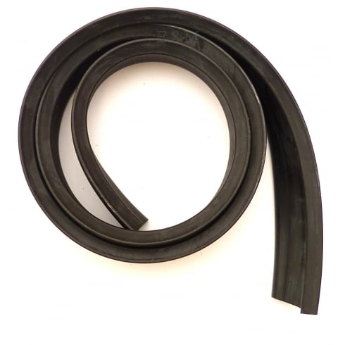 Rubber Seal Strip (Fits Into Channel On Bottom Of Door)