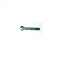 "Screw-2BA x 1"" Panhead Slotted"