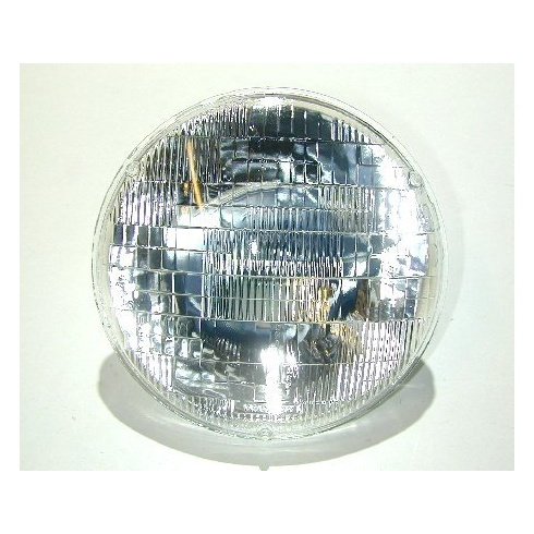 Sealed Beam Headlamp 12v 65w/55w (RHD) **SEE NOTES**