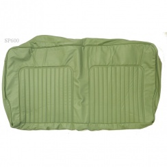 Seat Cover - Rear - 1964-71 - Squab Only - 2 or 4 Door - Vinyl PORCELAIN GREEN (TRM6950/6951G)