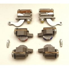 Set of 4 Front & 2 Rear Brake Cylinders - GENUINE *Minor 1000 models ONLY*