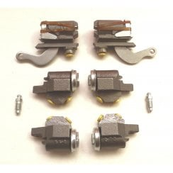 Set of 4 Front & 2 Rear Brake Cylinders - PATTERN