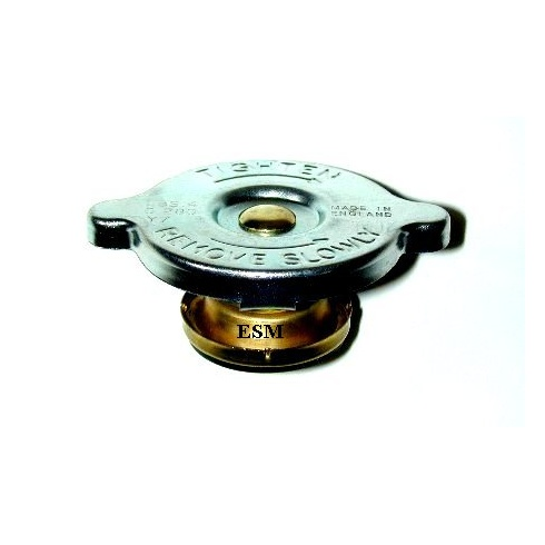 Short Radiator Cap (4 lbs) (21mm Shallow neck) **SEE NOTES**