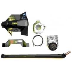 Sierra 5-Speed Conversion Kit (1098cc) FOR HYDRAULIC CLUTCH ***EXCLUDING CARPET - ADD SIER16 + COLOUR***