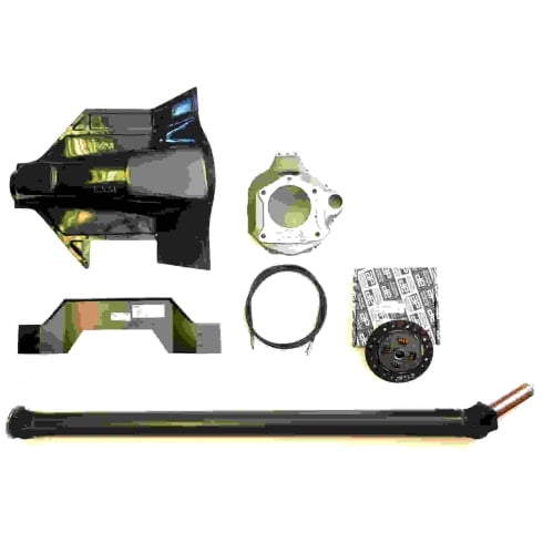 Sierra 5-Speed Conversion Kit (1098cc) HYDRAULIC CLUTCH ***EXCLUDING CARPET - ADD SIER16 + COLOUR***