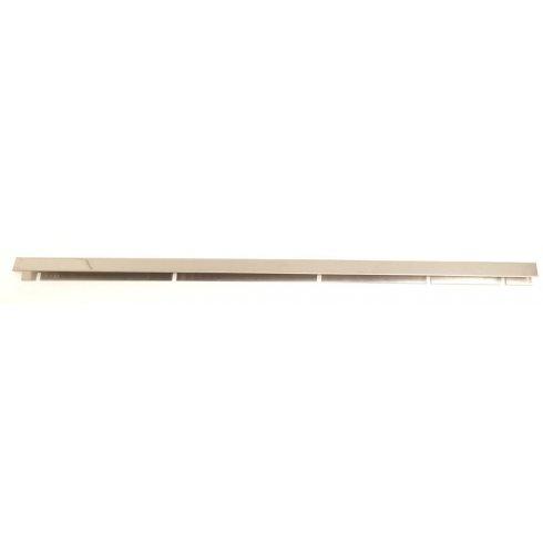 Sill Rail Finisher L/H (2-Door/Trav/Conv) Stainless Steel