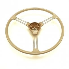 Steering Wheel (MM & Series II) Light Brown (NEW)