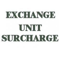 Surcharge On Reconditioned 1300cc Crankshaft