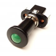 Switch (Push-Pull) - Accessory - Illuminated (GREEN)