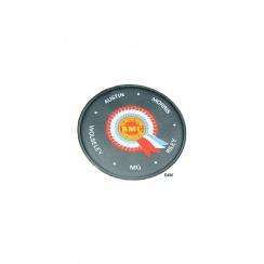 Tax Disc Holder-BMC Rosette