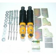 Telescopic Damper Conversion Kit-Front (SPAX ADJUSTABLE)