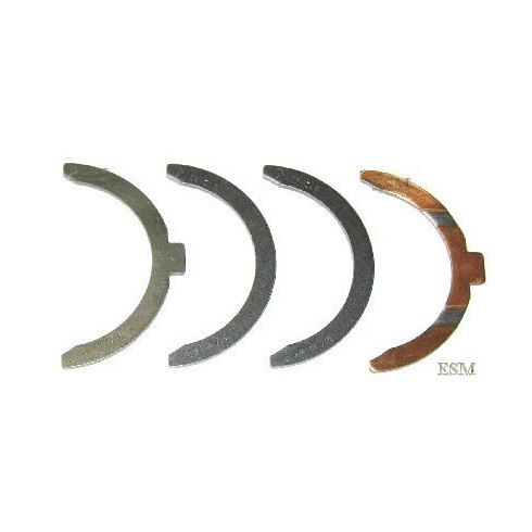 Thrust Washers-Crankshaft-803/948cc (Set) +010""