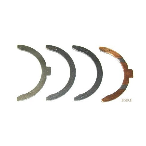 Thrust Washers-Crankshaft-803/948cc (Set) STD