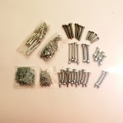 Traveller Replacement Wood Fittings Kit