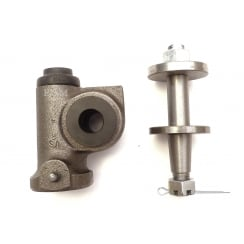 Trunnion Kit-Top R/H (Made in UK) WITH UPPER PIVOT PIN & RUBBER BUSHES