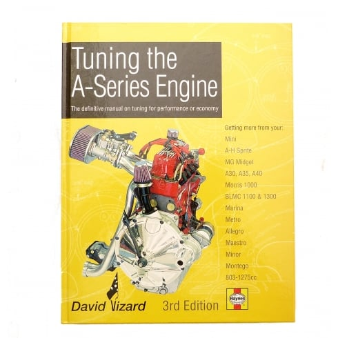 Tuning the A-Series Engine (David Vizard)