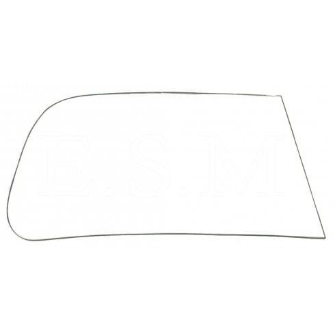UNDERSIZE Windscreen Glass-Toughened (Split-Screen Models) Each