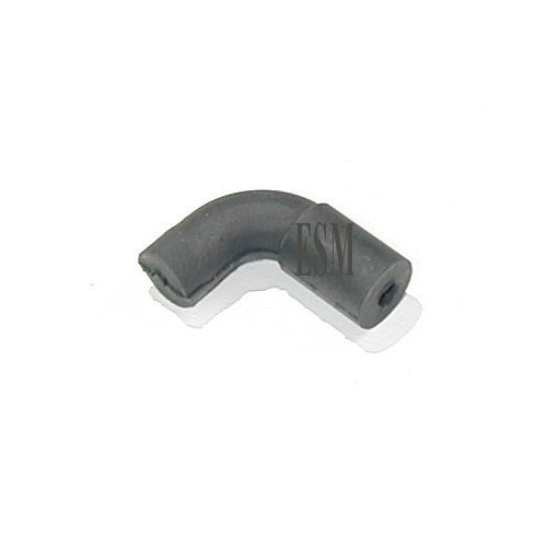 Vacuum Pipe Rubber Connector-Angled