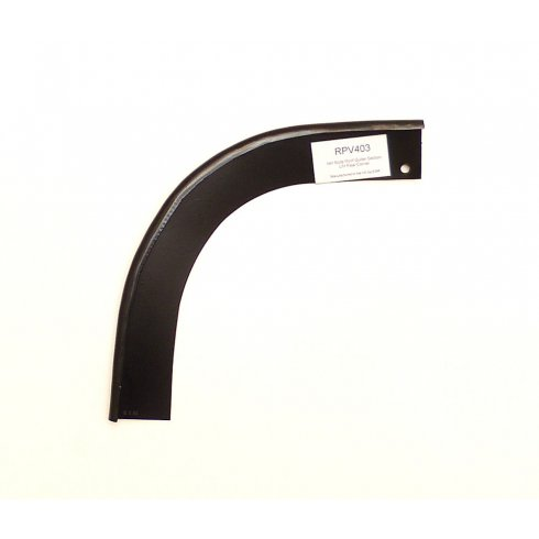 Van Body Roof Gutter Repair Section L/H Rear Corner *Manufactured in the UK by ESM*