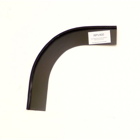 Van Body Roof Gutter Repair Section R/H Front Corner *Manufactured in the UK by ESM*