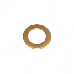 "Washer - Temperature Sender Blanking Plug & Oil Pipe Banjo Screw (Copper) 1098cc (1B3664) 5/8"" I.D."