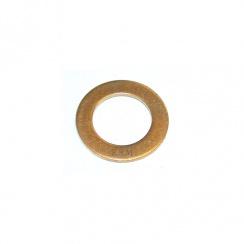 "Washer - Temperature Sender Blanking Plug & Oil Pipe Banjo Screw (Copper) 1098cc (1B3664) 5/8"" I.D."