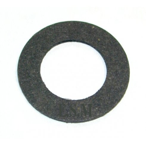 "Washer - Temperature Transmitter Blanking Plug (Fibre) 1098cc (1B3664) 5/8"" I.D."