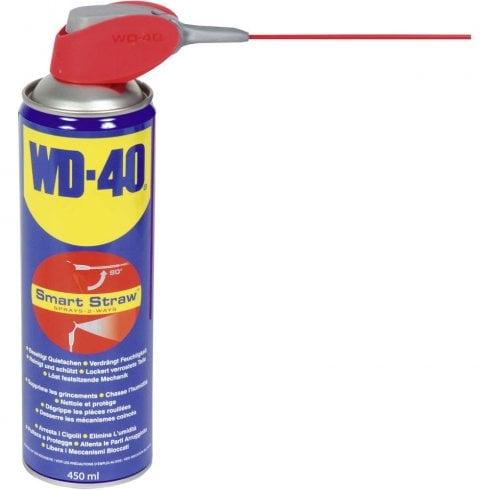 WD40 450ml Smart Straw Aerosol *UK Mainland Shipping Only*