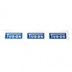 "Windscreen Washer Bottle Sticker ""TUDOR"""