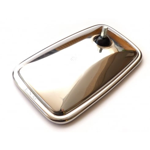 Wing Mirror Head (Desmo Shape/Convex Glass) TEX