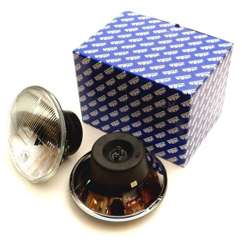 Wipac Halogen Headlamp / Headlight Kit (Pair) - L/H/Drive - No Pilot Light