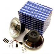 Wipac Halogen Headlamp / Headlight Kit (Pair) - R/H/Drive - With Pilot Light