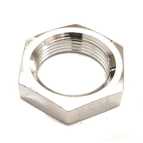 Wiper Wheelbox Chrome Nut (Pre October `63, NOT Split-Screen)