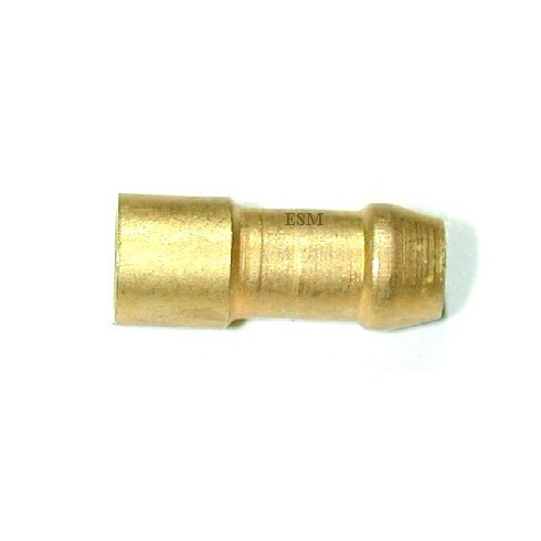 Wiring Bullet Connector (Brass) Each