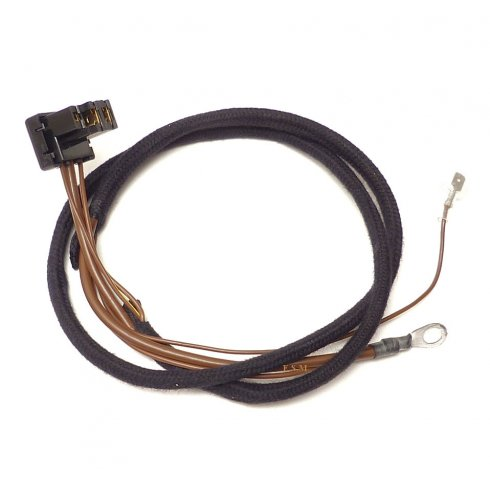 Wiring Harness For Alternator - Top quality UK made with BRAIDED outer covering