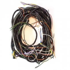 Wiring Loom - 1952 to 1953 4-Door With Main Beam Waring Light OHV Engin