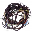 Wiring Loom - 1955 to 1956 Series II 4-Door Chassis Number 352300-On Coil On Dynamo *UK Made By Autosparks*