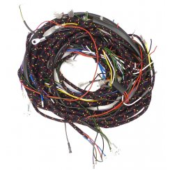 Wiring Loom-1963>64 Chassis Number 1043326-1082279 With Amber Flashers & PULL START