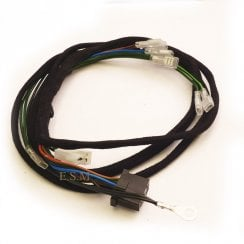 Wiring Loom for WPR200 2-Speed Wiper Motor Kit (DASH SWITCH)